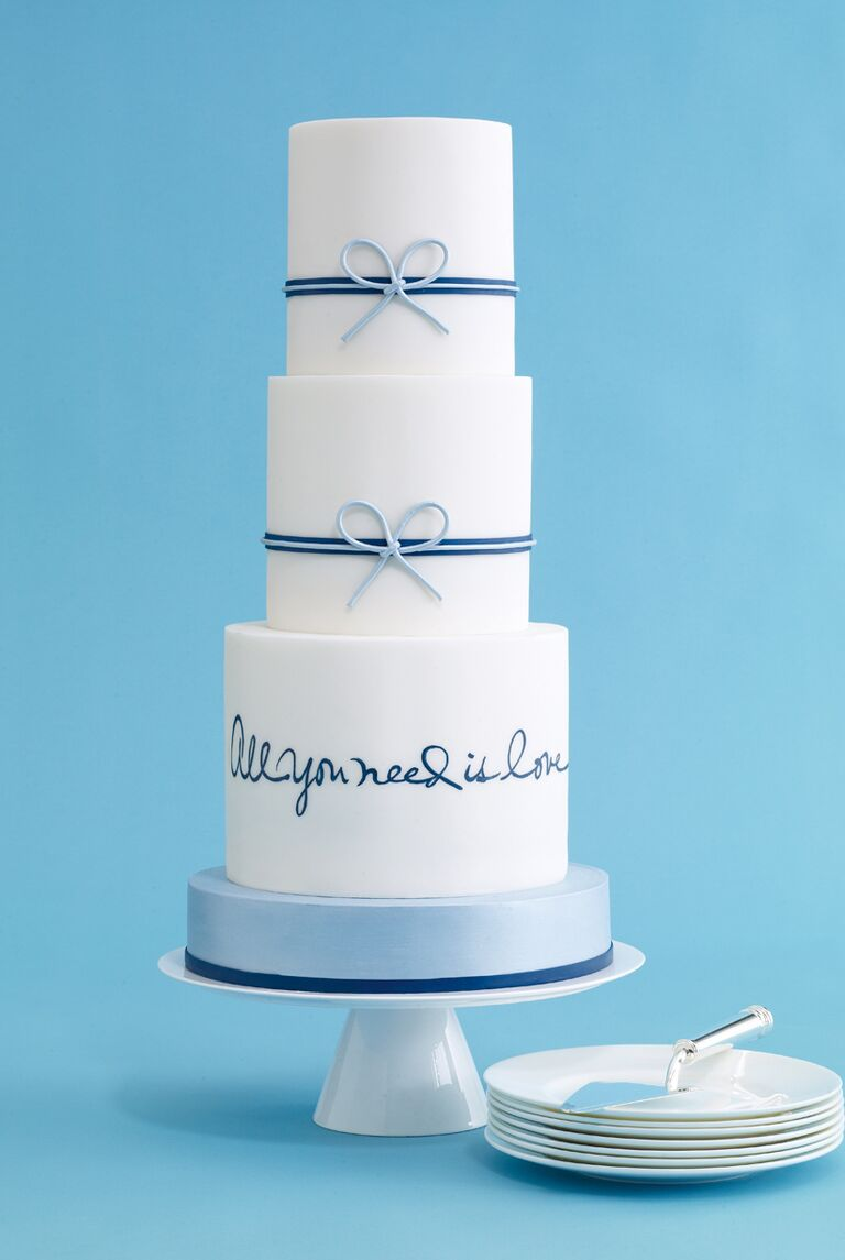 Terrific 25 Prettiest Wedding Cakes Weve Ever Seen Hairstyles For Women Draintrainus