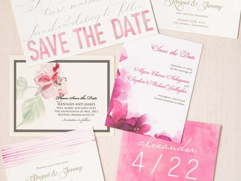Invitations + Paper Ideas + Etiquette