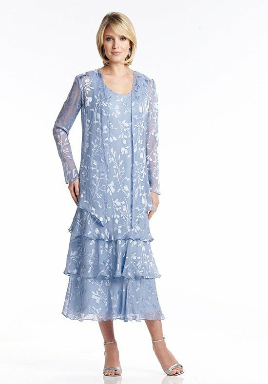 Capri by Mon Cheri CP21512 Mother Of The Bride Dress photo