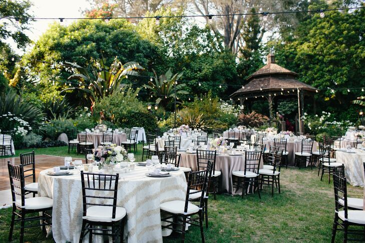 A Rustic Glam Wedding At The San Diego Botanic Garden In San Diego California