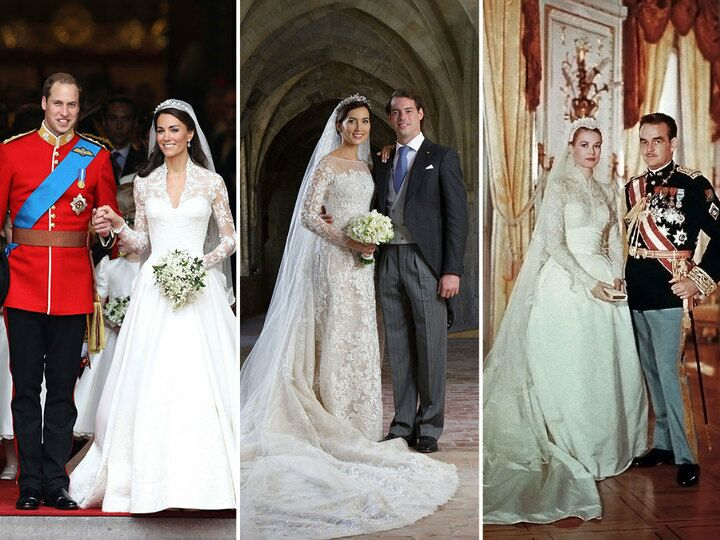 The Most Iconic Royal Wedding Dresses