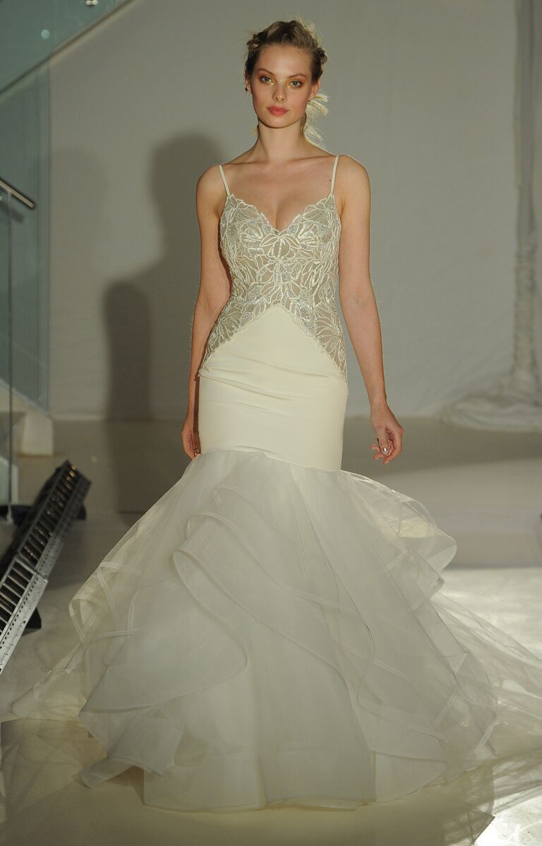 Hayley Paige Spring Collection Bridal Fashion Week Photos