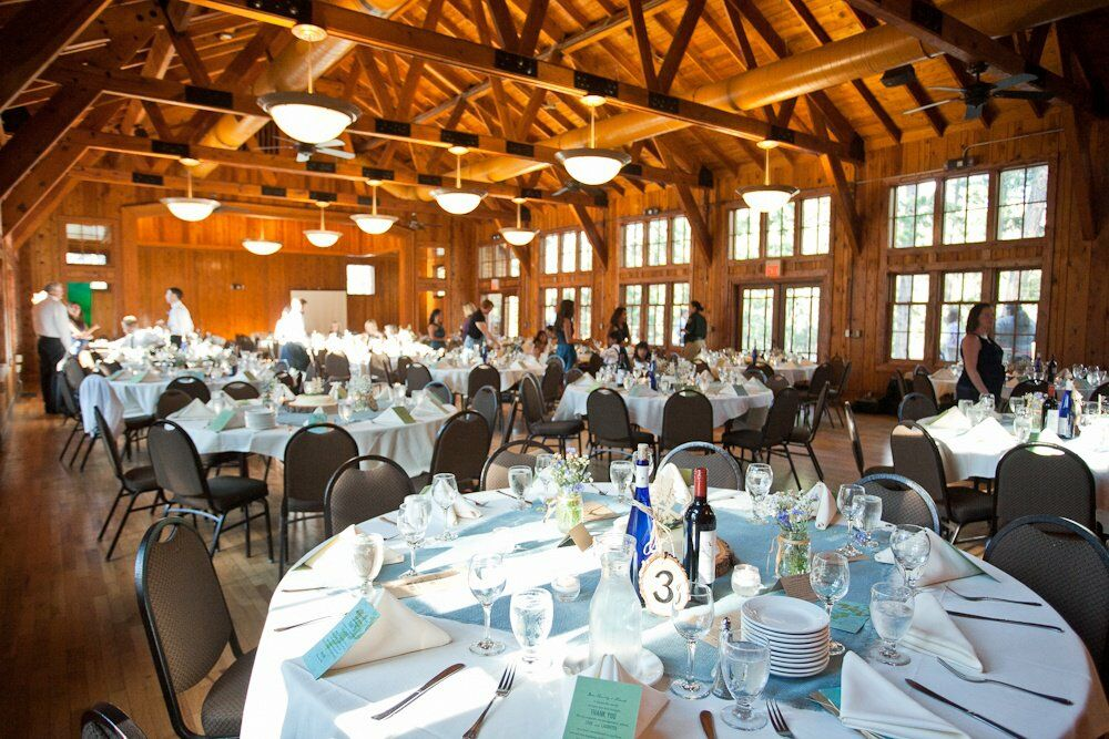 Sylvan Lake Lodge Reception
