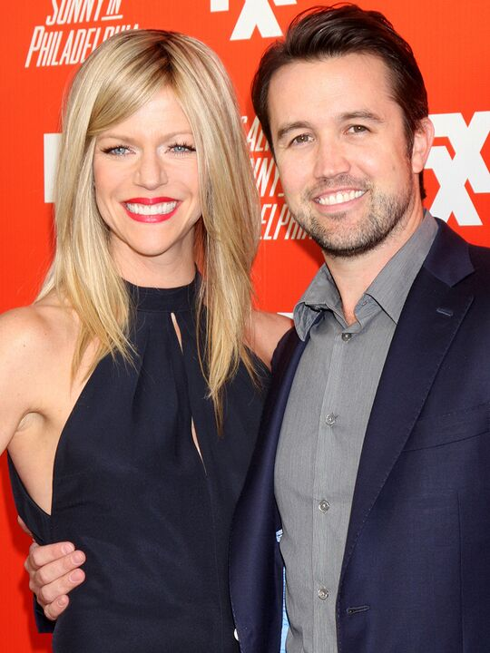 Kaitlin Olson And Rob Mcelhenney Wedding.Television Stars Who Married Their Costars