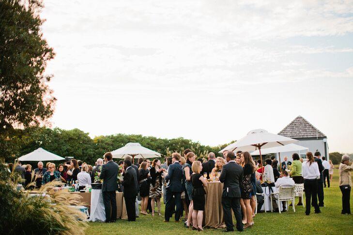 A Bright Coastal Wedding At Figure 8 Island Yacht Club In
