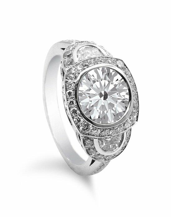 Timeless Designs R1905-D Engagement Ring photo