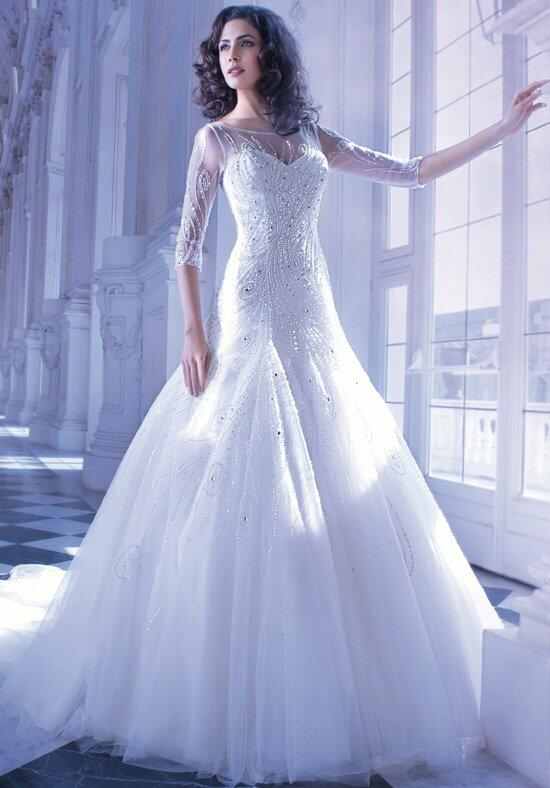 Demetrios 556 Wedding Dress photo