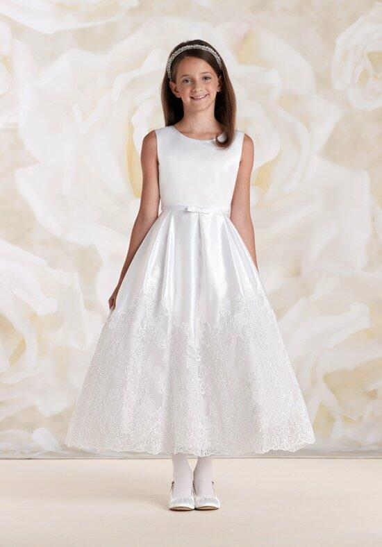 Joan Calabrese by Mon Cheri 115300 Flower Girl Dress photo