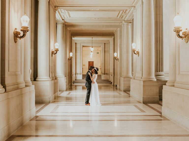 City Hall and Courthouse Weddings