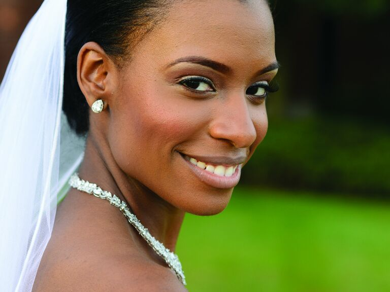 Makeup for the African-American Bride