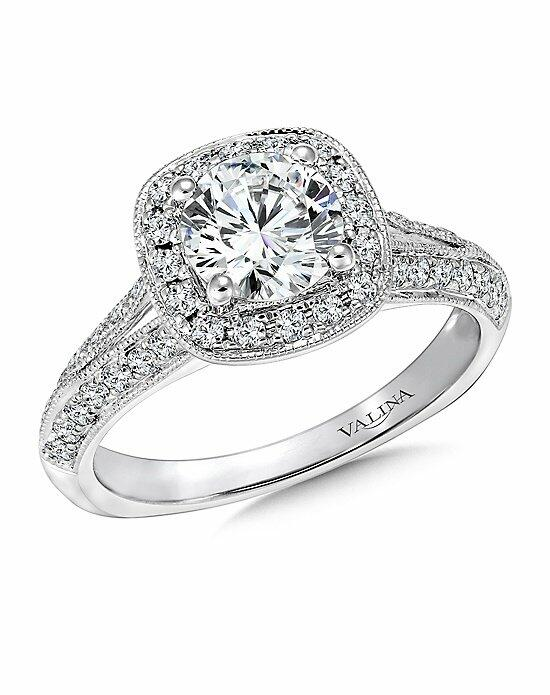 Valina R9429W Engagement Ring photo