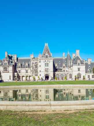 Biltmore Estate North Carolina minimoon idea