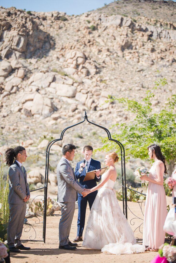 Joshua Tree National Park Wedding Ceremony Vows