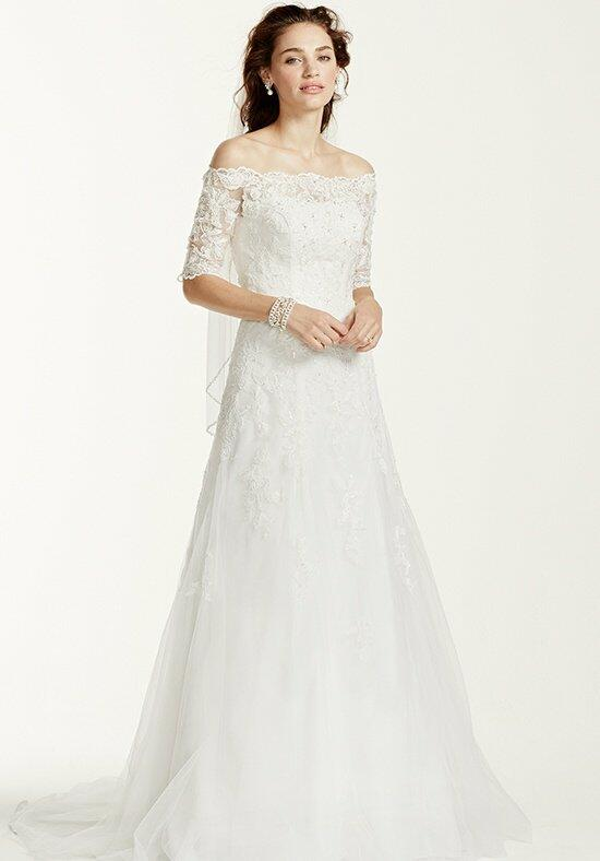 David's Bridal Jewel Style WG3734 Wedding Dress photo