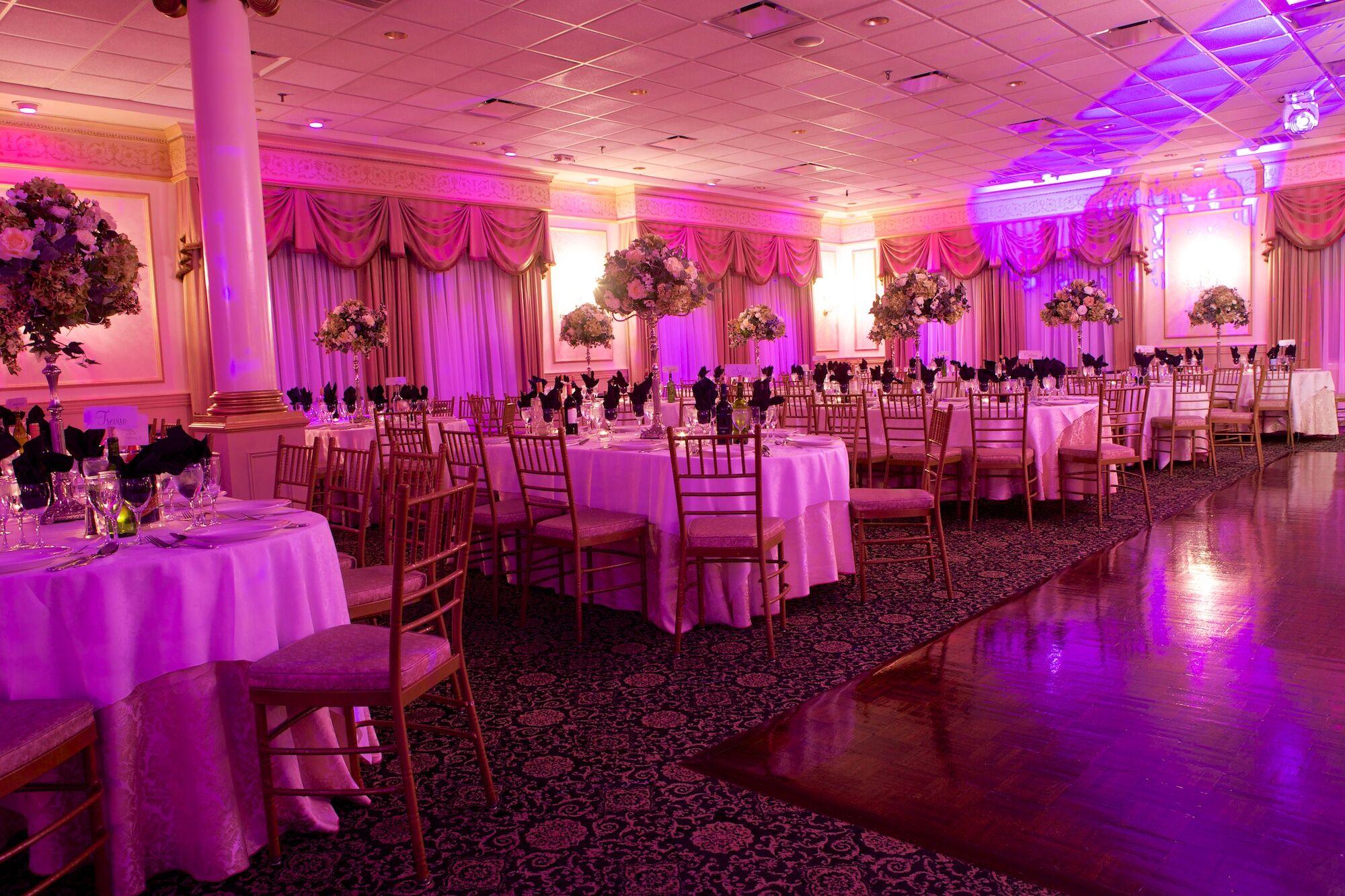 Primavera Regency Ballroom Reception