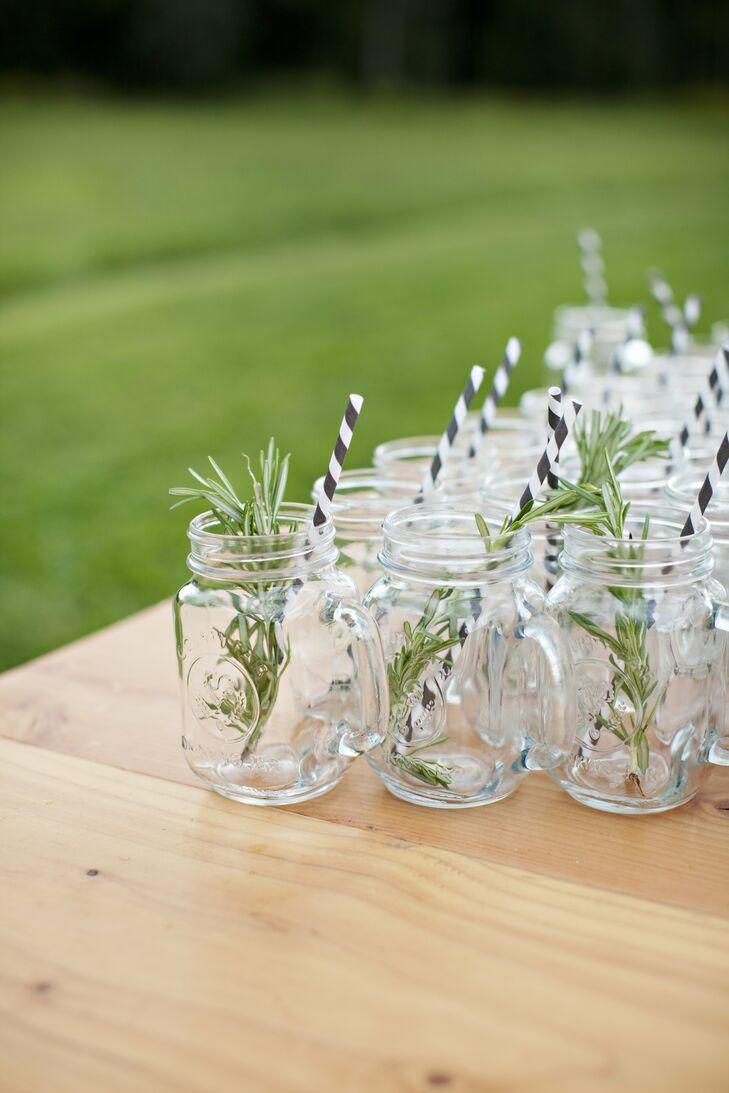 Mason jar glasses - Mason jar goblets ...