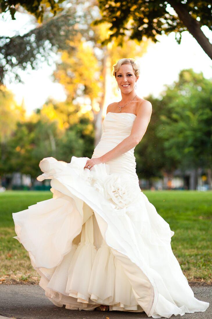 Marisa Bridals Wedding Dress