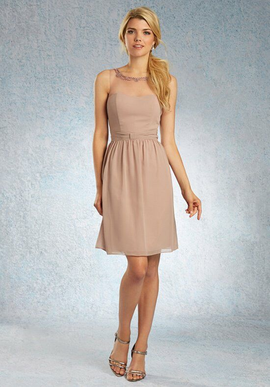 Alfred Angelo Sapphire (Bridesmaids) 8102S Bridesmaid Dress photo