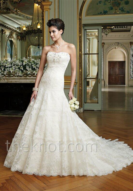 David Tutera for Mon Cheri 212246 Wedding Dress photo