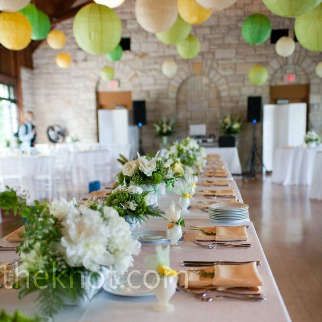 wedding ideas with paper lanterns paper lantern wedding decor 28361