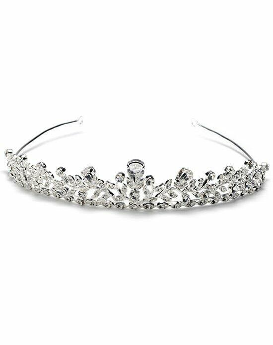 USABride Erica Rhinestone Crown TI-149 Wedding Tiaras photo