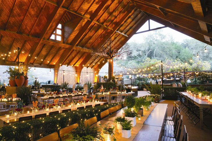 a rustic outdoor wedding at chalk hill estate and winery