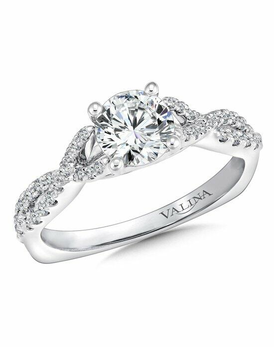 Valina R9636W Engagement Ring photo