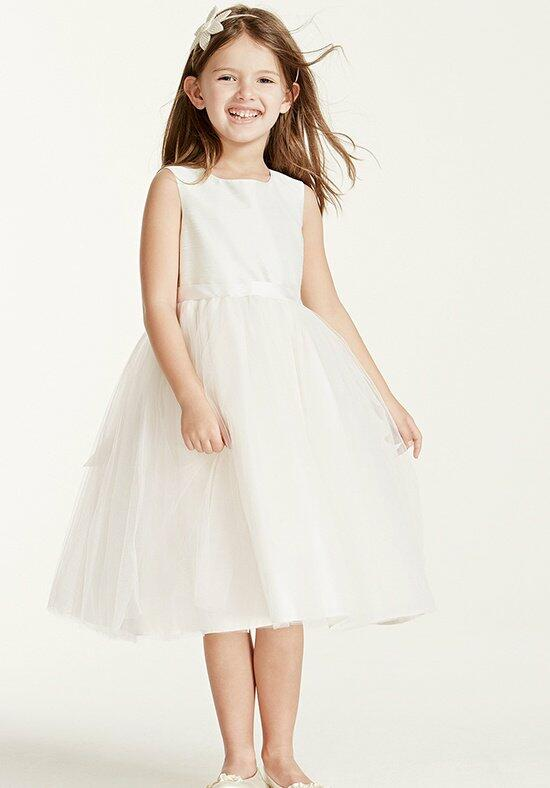 David's Bridal Juniors M103 Flower Girl Dress photo