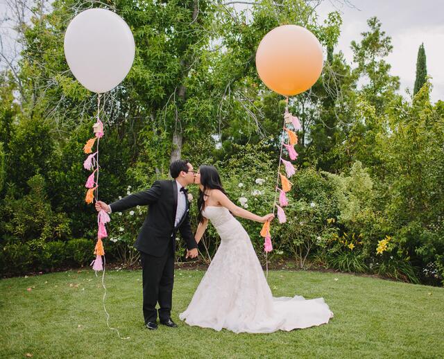 A Playful Wedding At Carmel Mountain Ranch Country Club In San Go California