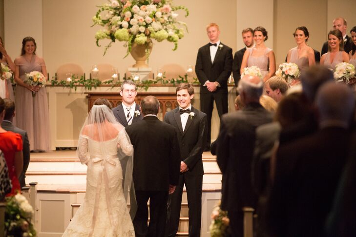 An Elegant, Traditional Wedding at The Cadre Building in