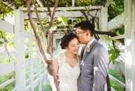 "Inspired by the classic Jane Austen novel ""Pride and Prejudice,"" Jane Lee (27 and a sixth grade ESL teacher) and Frank Ng (31 and an engineer), who me"