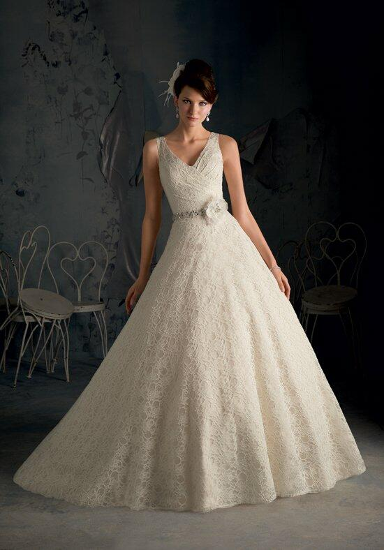 Blu by Madeline Gardner 5170 Wedding Dress photo