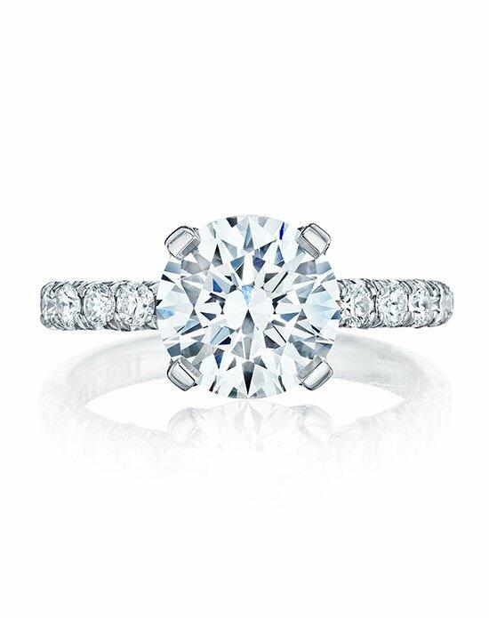 Tacori HT 2545 2.5 RD 9 Engagement Ring photo