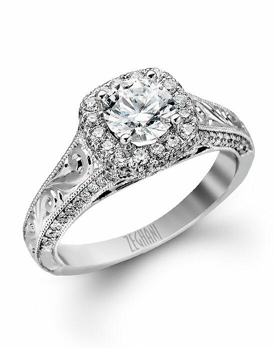 Zeghani ZR941 Engagement Ring photo