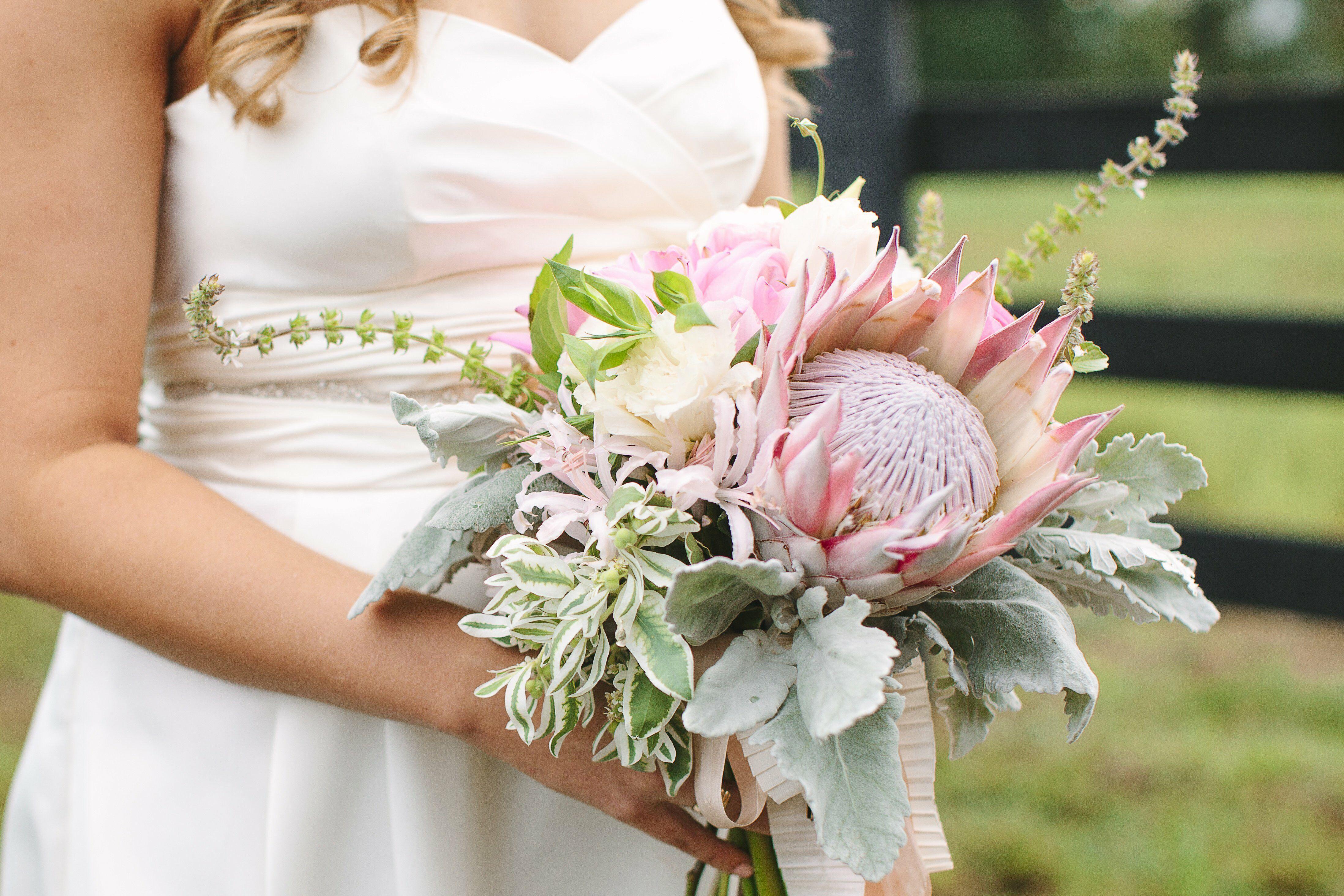 Greenery Succulent Bouquet
