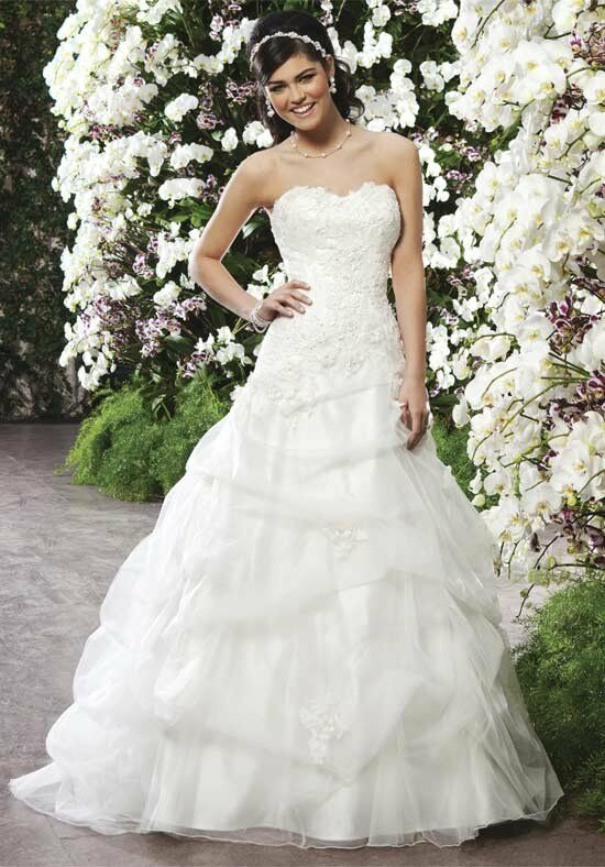 Sincerity Bridal 3721 Wedding Dress photo