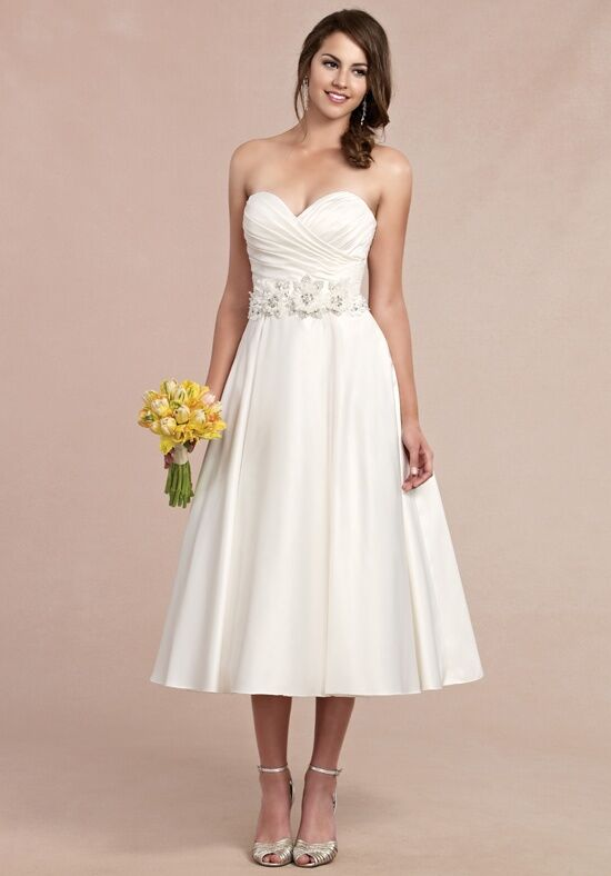 Sincerity Wedding Dress Style Chiffon Venice Lace Straight