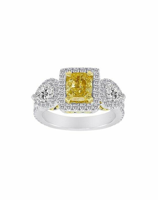 Roman + Jules KR1461WY-18K Engagement Ring photo