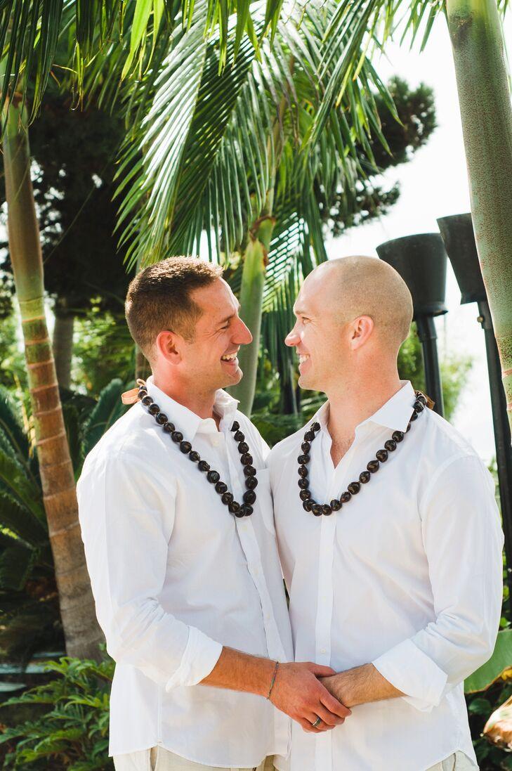 A Tropical Themed Wedding At Bali Hai Restaurant In San Diego