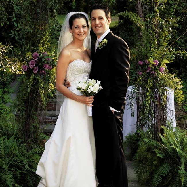 Jenny & Ira: A Garden Wedding In Richmond, VA