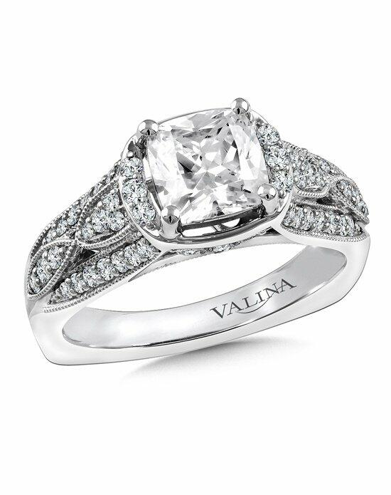 Valina R9808WP Engagement Ring photo