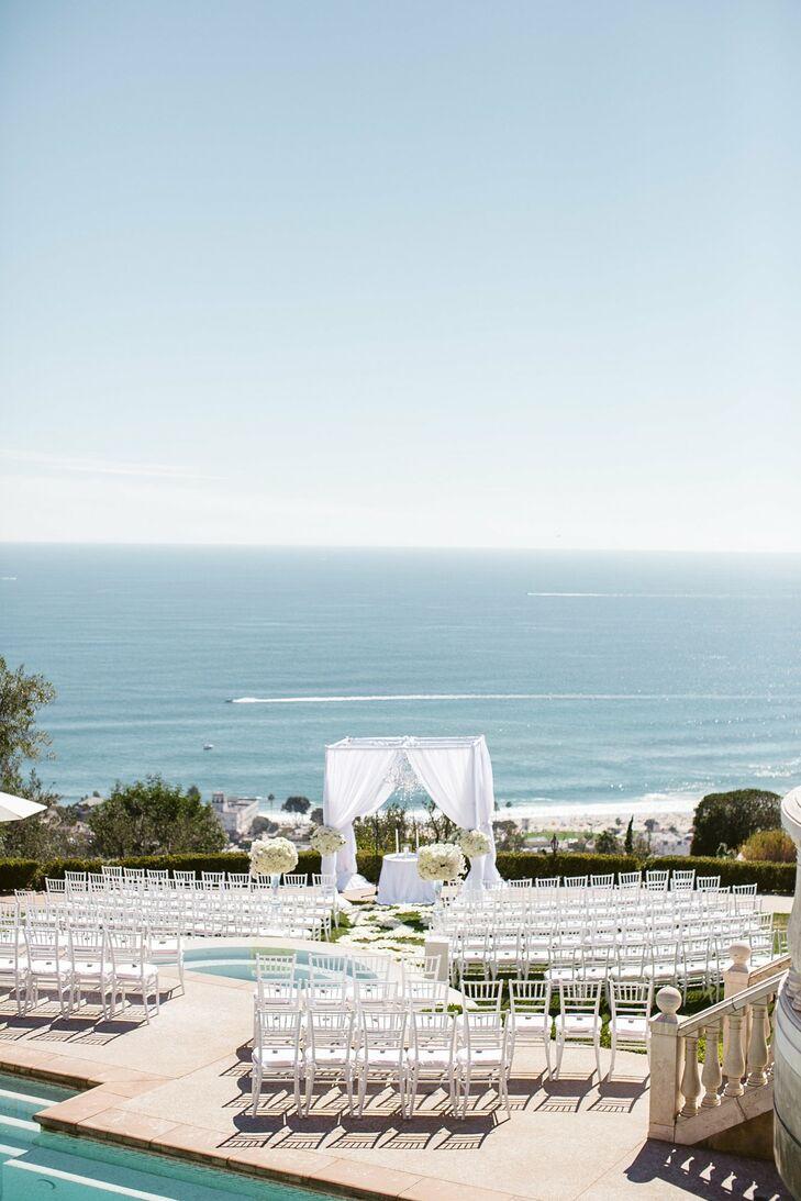 An Elegant Seaside Wedding at Oceana Estate in Laguna ...