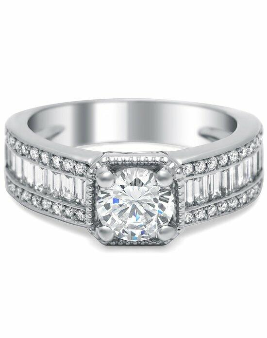 Timeless Designs R1300 Engagement Ring photo