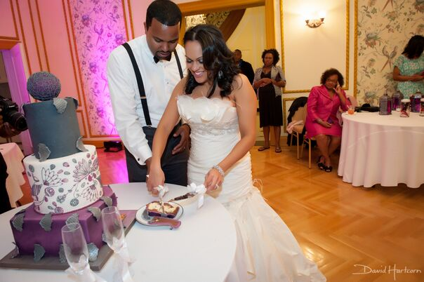 Wedding Cakes Desserts In Washington Dc The Knot