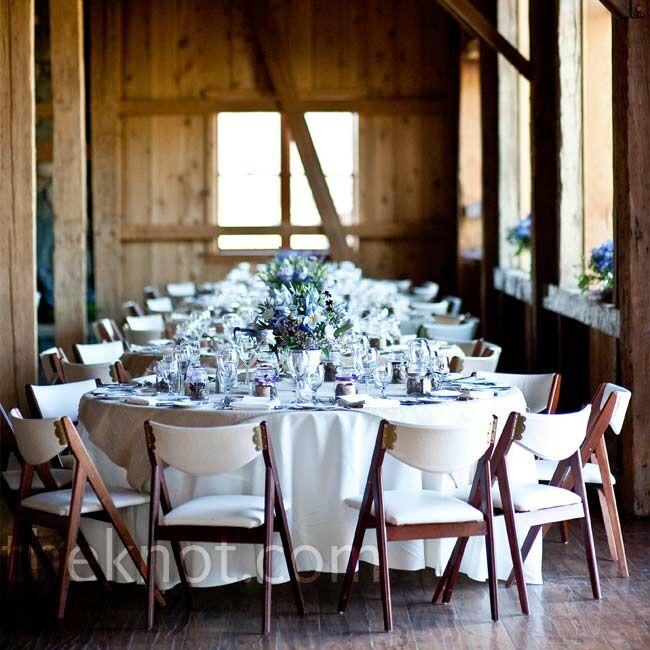 Wildflower Barn Reception