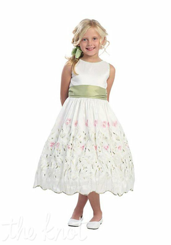 Kids Formal 225 Flower Girl Dress photo