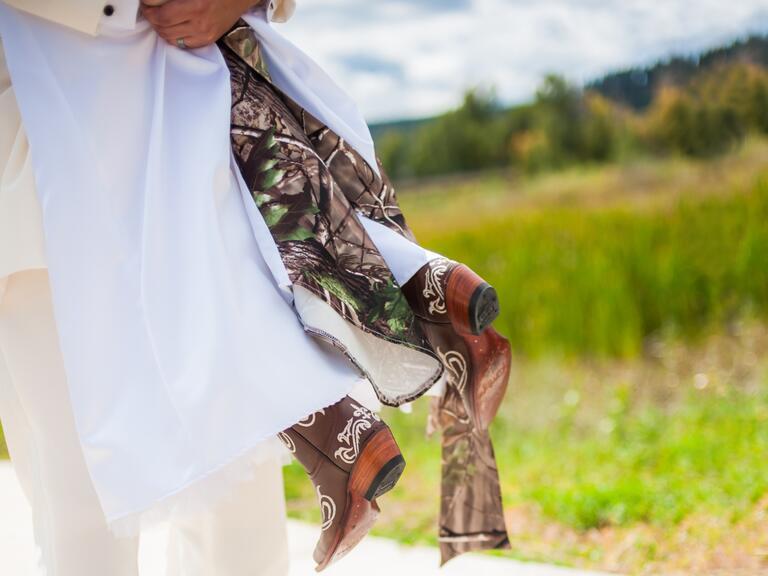 Camo Wedding Dresses - Camo Bridesmaid Dresses