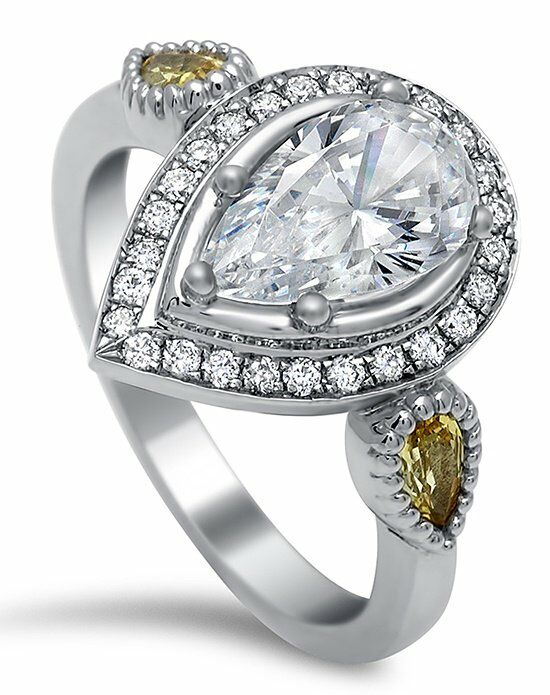 Timeless Designs R1464 Engagement Ring photo