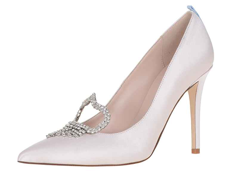 sjp wedding shoes bridal shoes sjp collection at kleinfeld bridal 7535