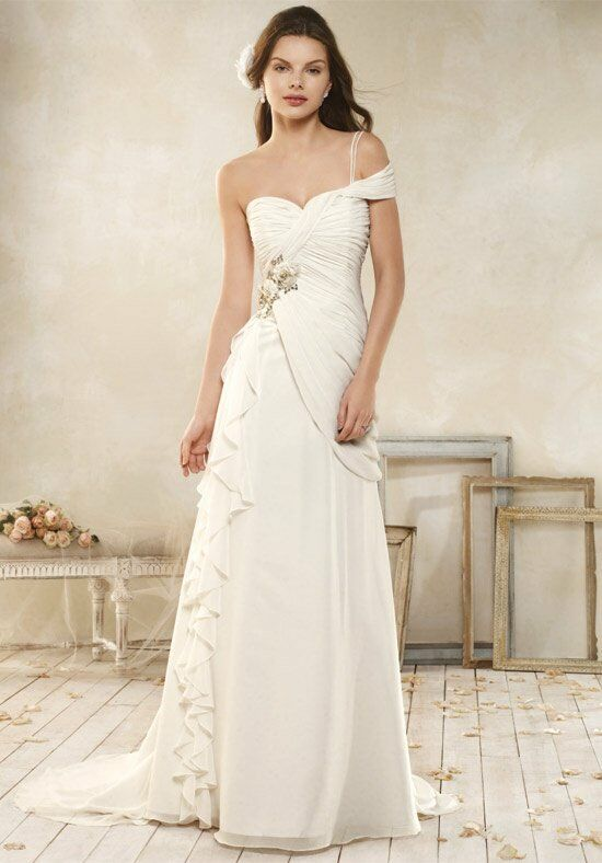 Alfred Angelo Signature 8514 Wedding Dress photo